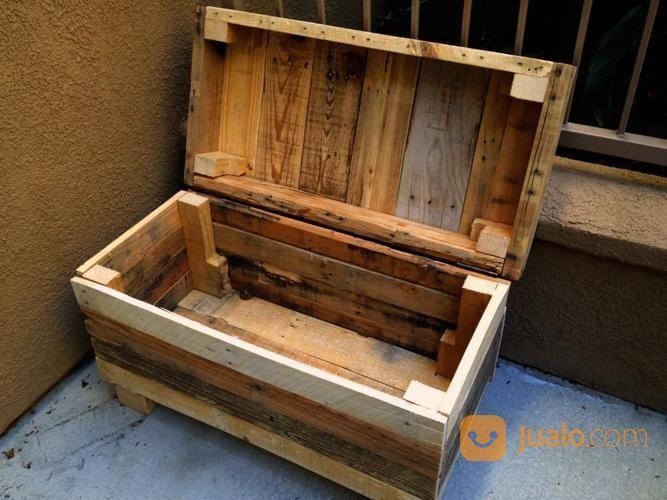 Box pallet kayu murah perlengkapan industri 14795855