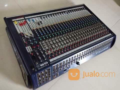 MIXER SOUNDCRAFTGB-2 4/24 CHL