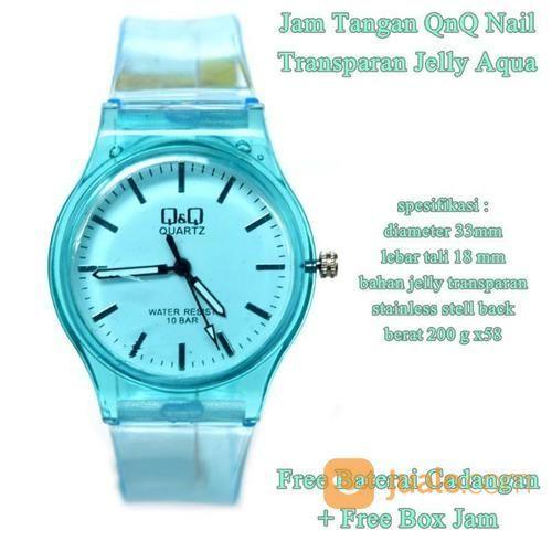 Jam tangan murah qnq jam tangan 14830785