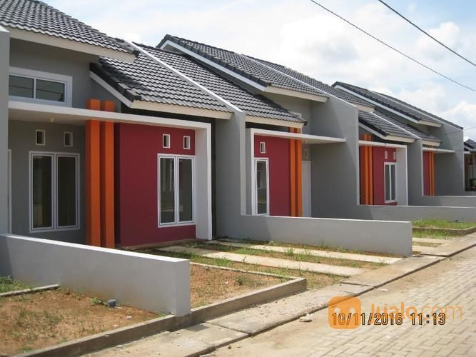 Hunian Strategis Di Jakabaring, Free Biaya Surat - Surat Dan DP 10%. (14831045) di Kota Palembang