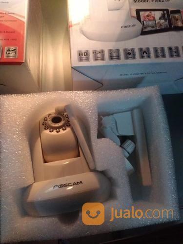 CCTV / HD Wireless IP Camera : Foscam Model F19821P (14845801) di Kota Jakarta Barat