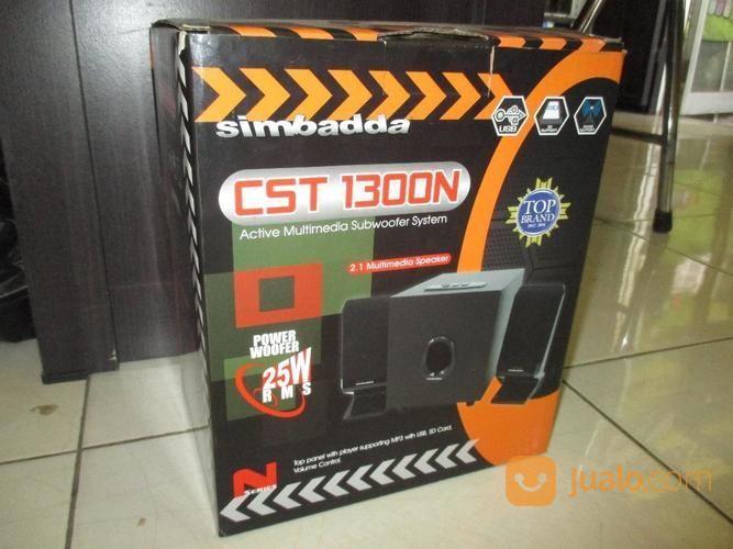 Simbadda Speaker CST 1300N 2.1 Multimedia Speaker