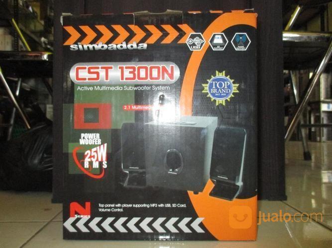 Simbadda Speaker CST 1300N 2.1 Multimedia Speaker (14848445) di Kab. Bandung