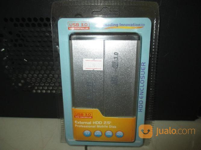 M-TECH HDD Enclosuer USB 3.0 (14850201) di Kab. Bandung