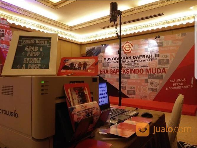 Nyewain Mesin Photoboth Di Medan (14854029) di Kota Medan