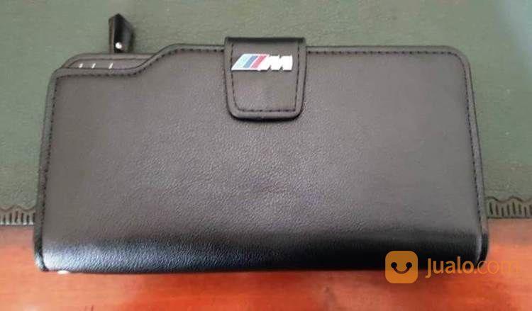 Dompet Besar BMW M3 Logo Leather (14862253) di Kota Bogor