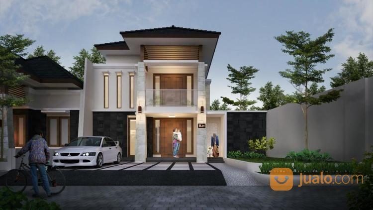 Rumah 2 lantai posisi rumah dijual 14866217