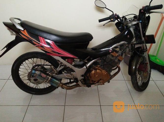 Satria Fu 150 2005 (14884121) di Kota Bekasi