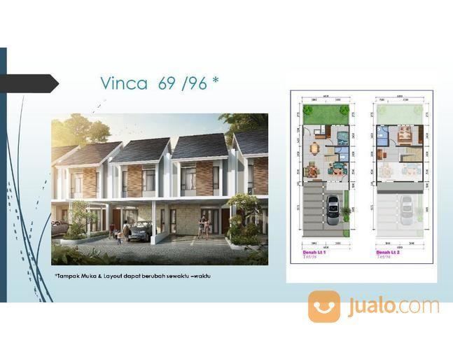 Rumah baru cluster eo rumah dijual 14897201
