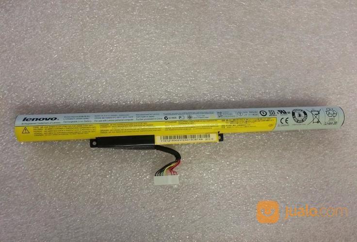 Baterai ORIGINAL Lenovo Ideapad Touch Z400a Z500t(L12S4K01)4Cell Tanam (14908677) di Kota Surabaya