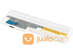 Baterai ORIGINAL Lenovo Ideapad S10-3A S10-3C S110 U160 (6 Cell) White