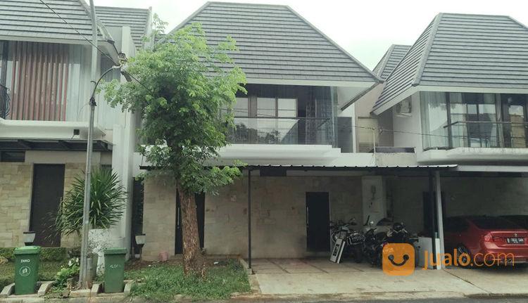 Rumah Cluster Eksklusif Di Green Andara Residence, Cinere ...