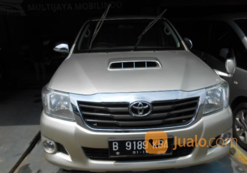 Toyota Hilux 4x4 VnT Double Cabin 2012