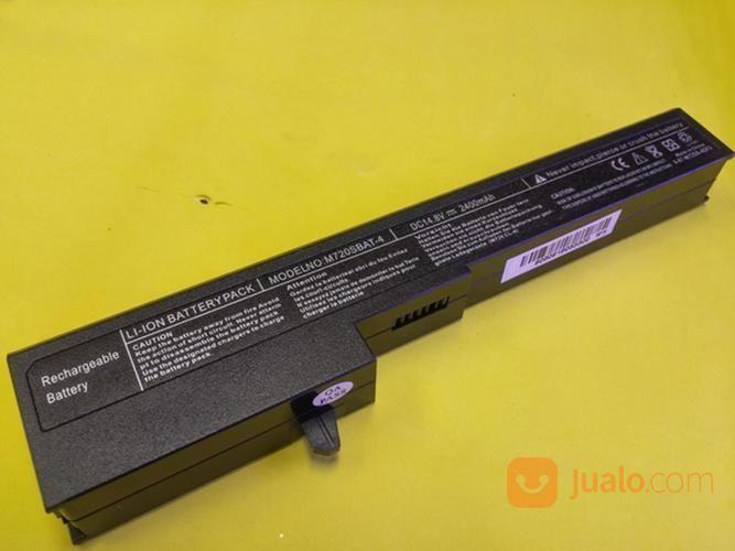 Baterai OEM AXIOO MLC 12inch/M72X M73X M720 M72SR M73SR 4Cell (14978801) di Kota Surabaya