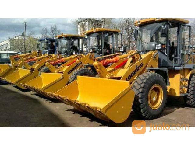 Wheel loader tangeran jasa dan pekerjaan lainnya 15001365