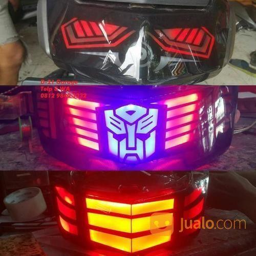 LED StopLamp Custom Yamaha N Max Terbaik Dan Best Seller (15048309) di Kota Tangerang