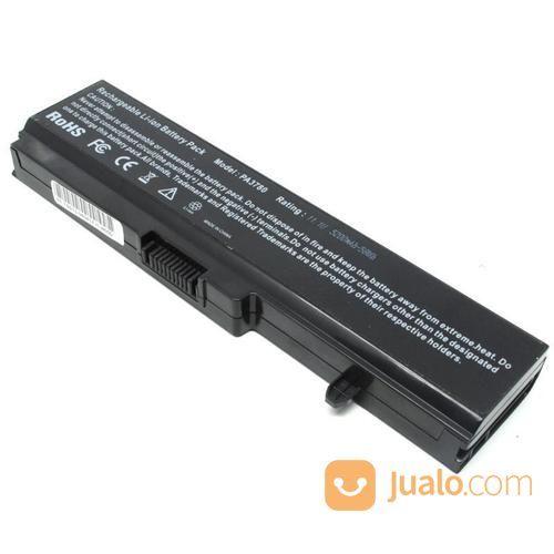 Baterai OEM TOSHIBA Portege T110 T135D (PA3780U) (6 CELL) (15092581) di Kota Surabaya