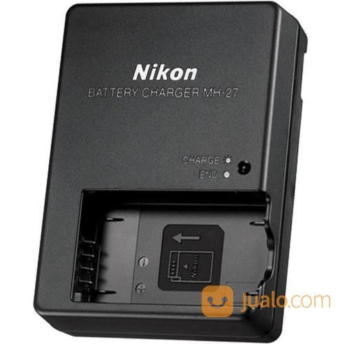 Charger Nikon MH-27 For Battery Nikon EN-EL20 (15098701) di Kota Surabaya