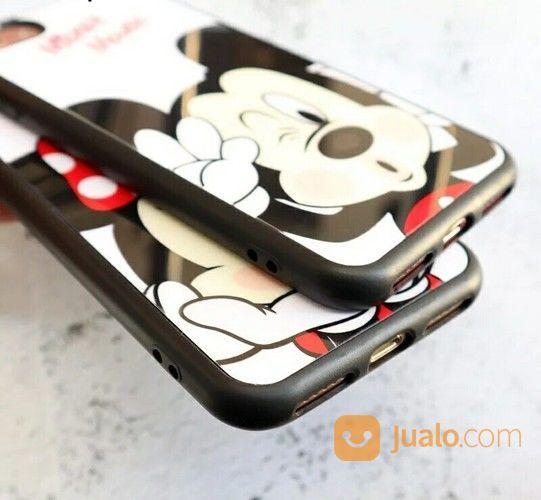 Fasion Case Mickey & Minnie For Iphone 7 (15170741) di Kota Jakarta Pusat