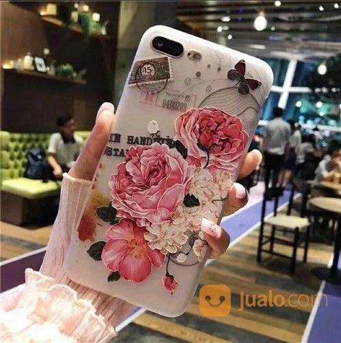 Flower Case Beauty For Iphone 7 (15170833) di Kota Jakarta Pusat