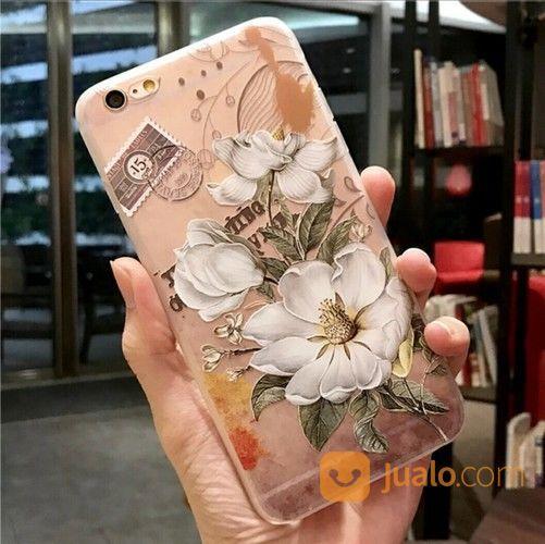 Flower Case Beauty For Iphone 7 (15170837) di Kota Jakarta Pusat