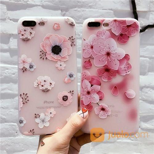 Flower Case Beauty For Iphone 7 (15170845) di Kota Jakarta Pusat