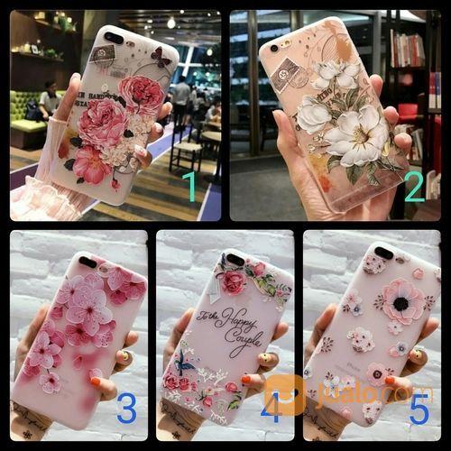 Flower Case Beauty For Iphone 7 (15170849) di Kota Jakarta Pusat