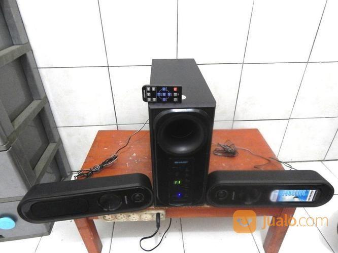 Sharp C Box-BM2100SB BlueTooth Mulus Mantap Effect 2.1Ch KATAPANG SOREANG (15185905) di Kab. Bandung