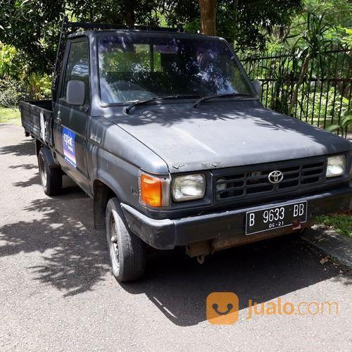 Toyota Kijang Pick Up 1800cc Tahun 1996 Hitam Pajak Hidup Tangerang Selatan Jualo