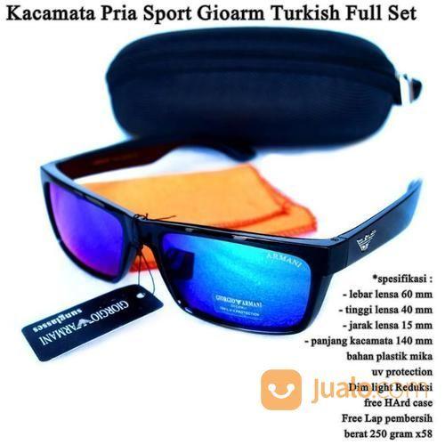 Kacamata Sport Sunglasses Gioarm TURKISH (15214197) di Kota Jakarta Timur