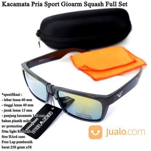 Kacamata Sport Sunglasses Gioarm SQUASH (15214221) di Kota Jakarta Timur