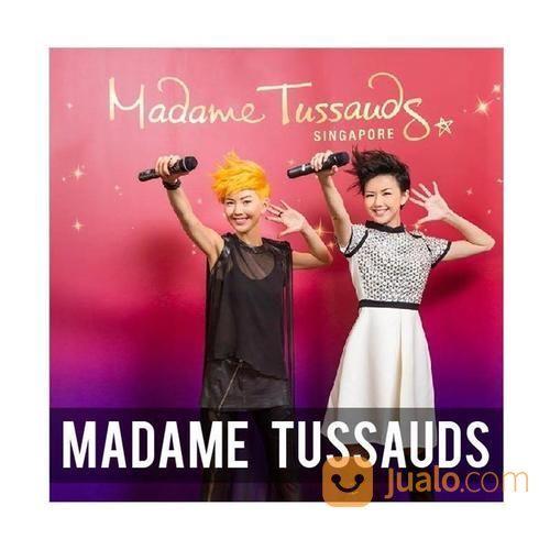 Singapore - Madame Tussauds Museum E-Ticket (15235565) di Kota Surabaya