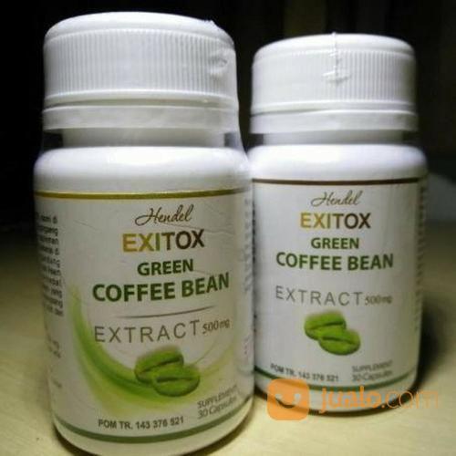 Obat Pelangsing Badan Herbal Exitox (15239829) di Kota Jakarta Barat