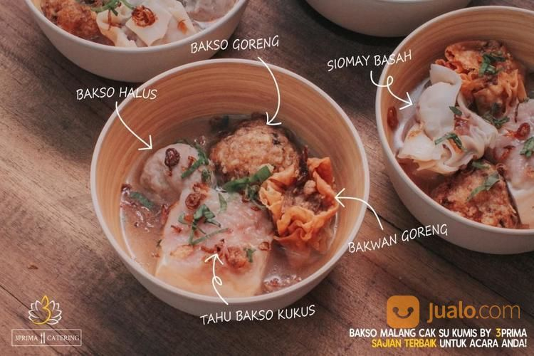 Bakso Malang Cak Su Kumis Sajian Segala Acara Anda Jakarta Pusat Jualo