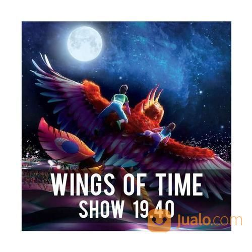 SINGAPORE Wings Of Time Show Singapore 19.40 Voucher (15248041) di Kota Surabaya