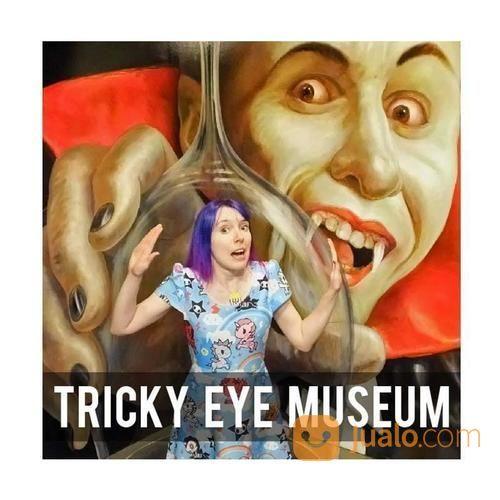 Singapore Tricky Eye Museum E-Ticket (15248161) di Kota Surabaya