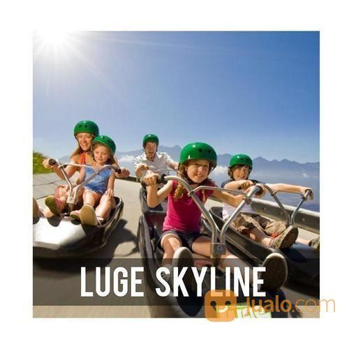 Joshua Tour - Singapore Skyline Luge Sentosa Island [03 Ride] (15248265) di Kota Surabaya