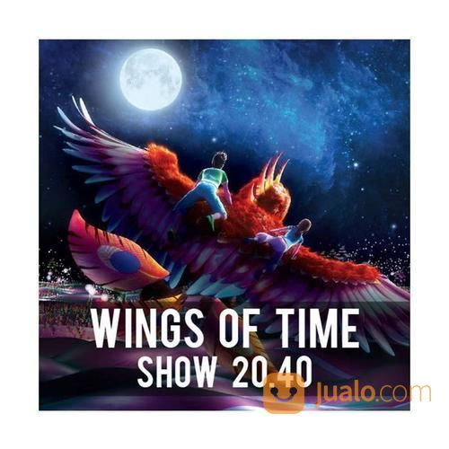 SINGAPORE Wings Of Time Show [20.40] Voucher (15248429) di Kota Surabaya