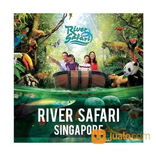 SINGAPORE River Safari E-Ticket Adult (15251481) di Kota Surabaya