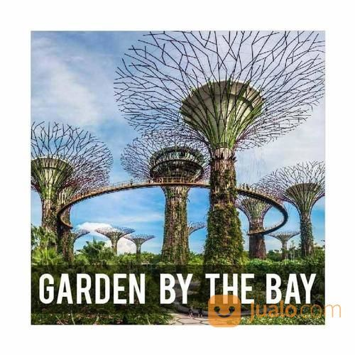 Singapore Garden By The Bay E Ticket Anak Surabaya Jualo