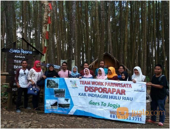Paket Wisata Jogja Terbaru Murah Fullday (15257101) di Kota Yogyakarta