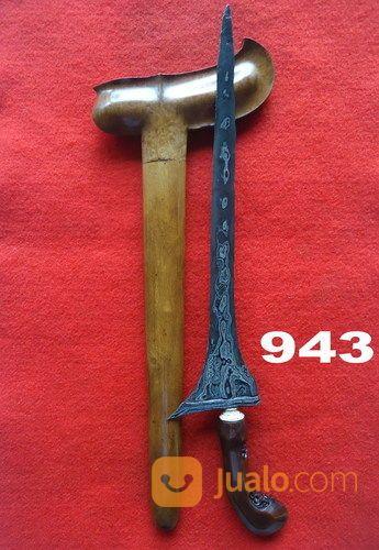 Keris Joko Lola Tirta Tumeter Mataram HB Kode 943 (15262293) di Kab. Sragen