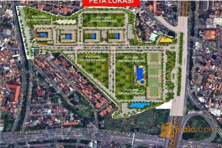 Green Pramuka City (1528124) di Kota Jakarta Pusat