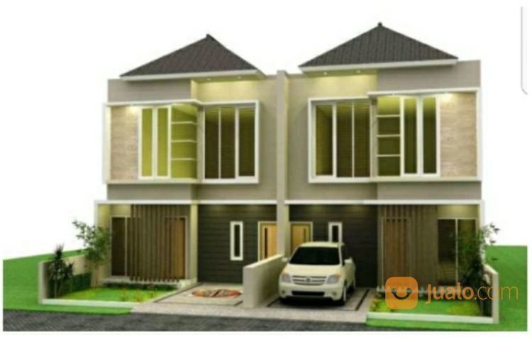 Rumah Cantik Klampis Semolo Tengah Lokasi SUPER STRATEGIS, Surabaya (15292149) di Kota Surabaya