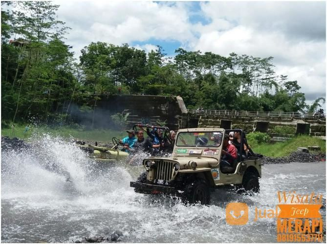 Sunrise Jeep Wisata Merapi Yogyakarta (15315445) di Kab. Sleman