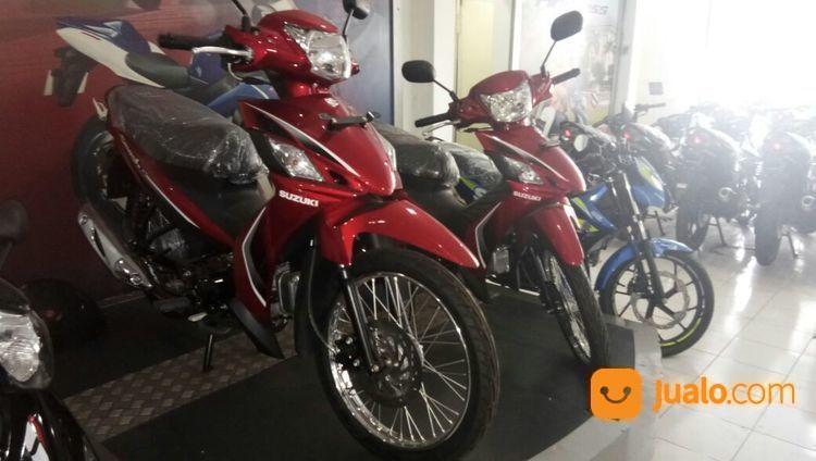 New Suzuki Smash Cw 115 FI (15341997) di Kota Jakarta Timur