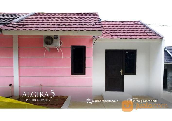 Rumah Minimalis Akses Stasiun KRL (15350029) di Kab. Bogor