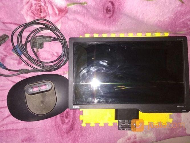 Moitor led lcd bekas komputer desktop 15374089