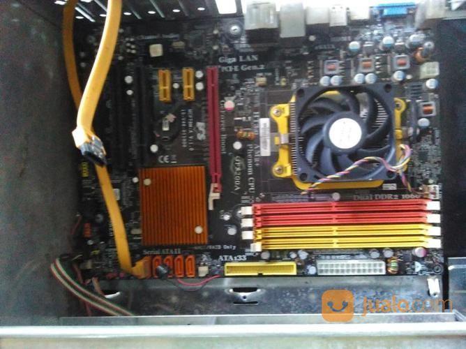 Cpu game bekas gamnet komputer desktop 15374101