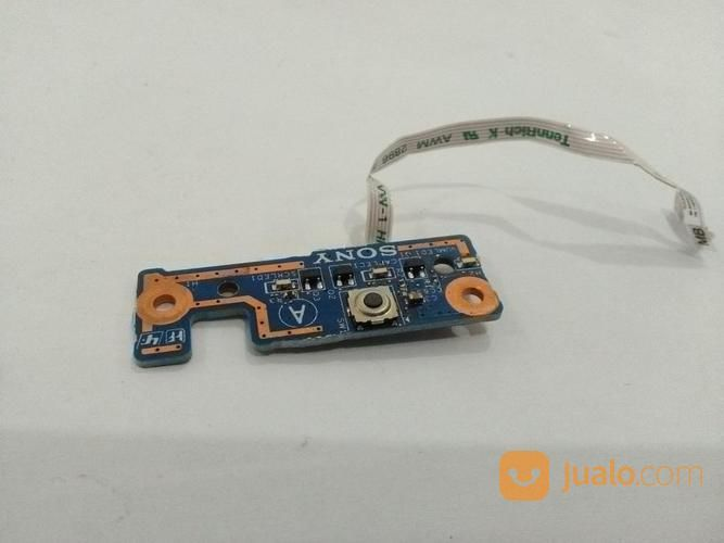 Tombol on off laptop komponen lainnya 15411305